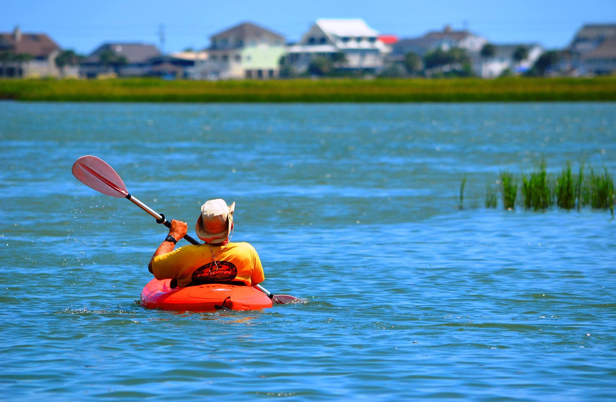 Kayaking for Fun and Exercise